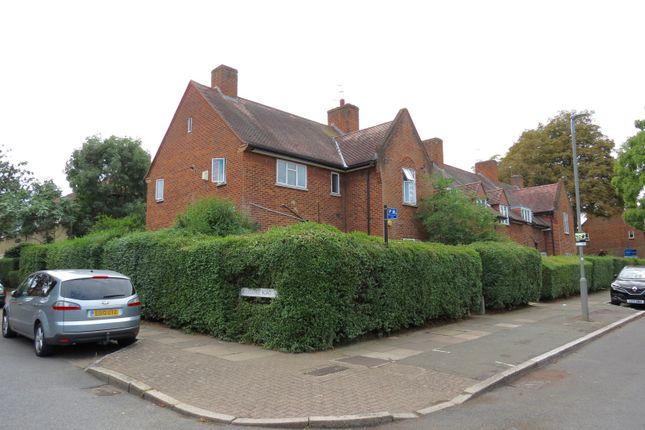 Thumbnail Flat for sale in Hawkesbury Road, London