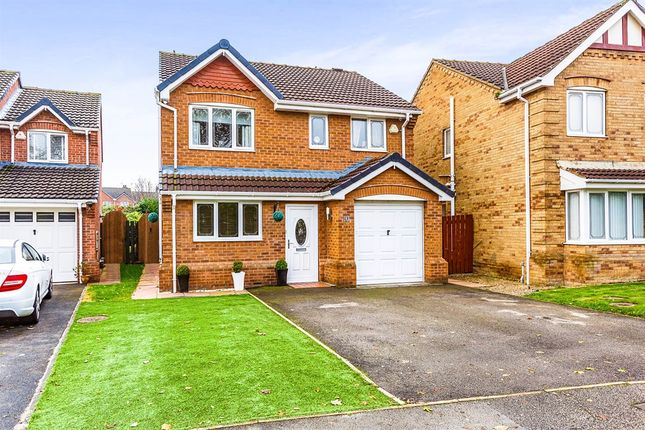 4 bed detached house for sale in Alverley Way, Birdwell, Barnsley