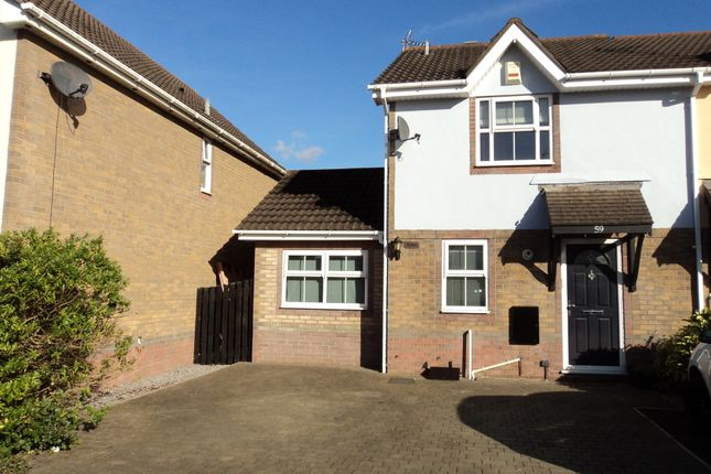 Thumbnail Semi-detached house to rent in Birch Walk, Porthcawl
