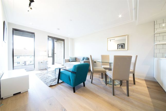 Thumbnail Flat for sale in Queen's Wharf, 2 Crisp Road, Hammersmith