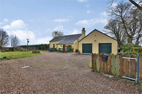 Thumbnail Detached house for sale in Fraserburgh, Strichen, Fraserburgh, Aberdeenshire