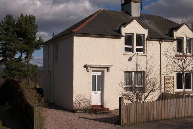 Thumbnail Semi-detached house for sale in Spey Avenue, Boat Of Garten