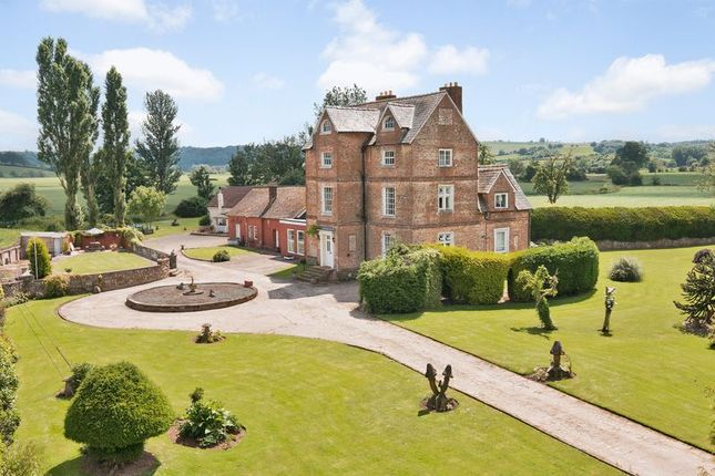 Thumbnail Detached house for sale in Holme Lacy, Hereford, Herefordshire