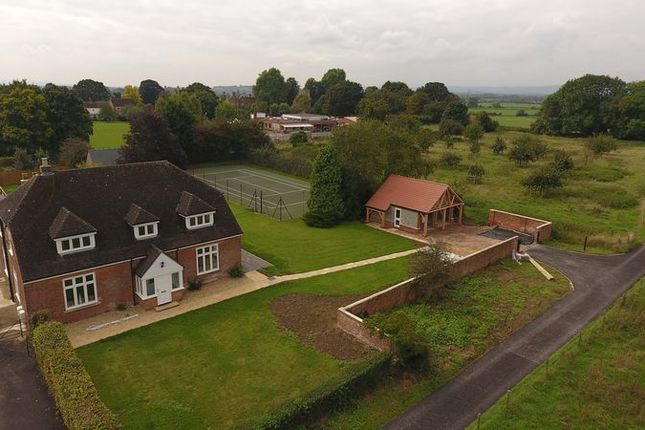 Thumbnail Country house for sale in Hempsted Lane, Hempsted, Gloucester