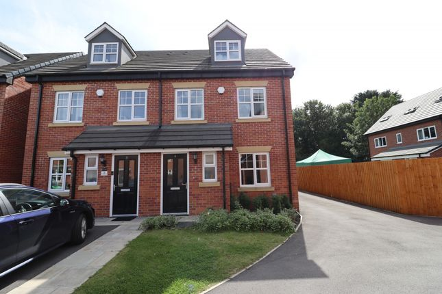 Thumbnail Semi-detached house for sale in Gardeners Close, Pilling