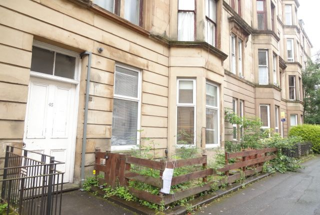Thumbnail Flat to rent in Bentinck Street, Kelvingrove, Glasgow