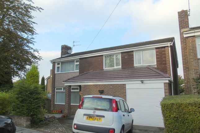 Thumbnail Detached house for sale in Sylvan Close, Morpeth