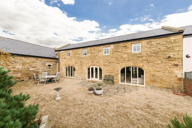 Thumbnail Barn conversion for sale in The Granary, 1 North Farm, Near Morpeth, Northumberland