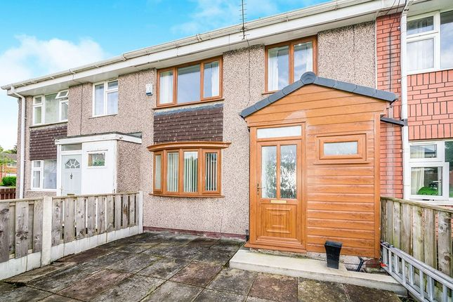 Terraced house for sale in St. Johns Drive, Hyde