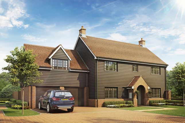"""Thumbnail Detached house for sale in """"The Buckingham"""" at 3 Dumbrell Drive, Kent, Paddock Wood"""