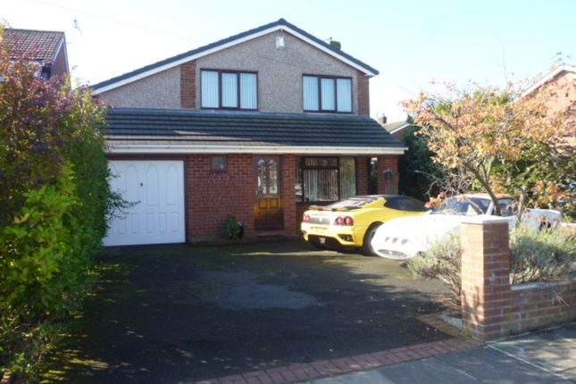 Thumbnail Detached house for sale in Staward Avenue, Seaton Delaval, Whitley Bay