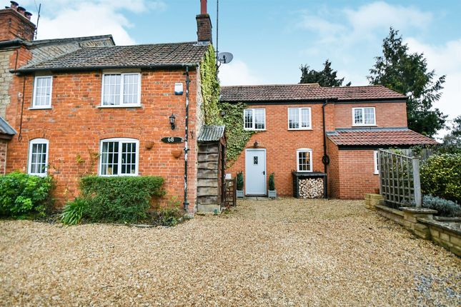 Thumbnail Semi-detached house for sale in Old Road, Studley, Calne