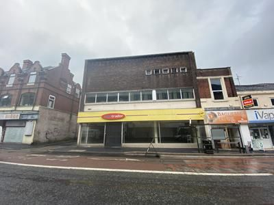 Thumbnail Retail premises for sale in High Street, Tunstall, Stoke On Trent, Staffordshire