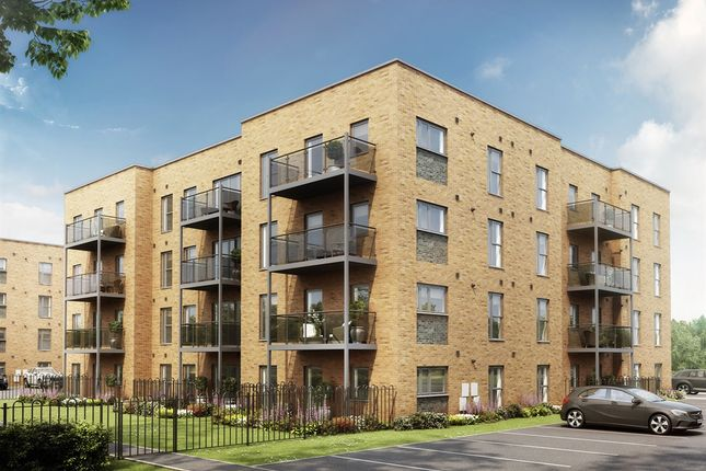 "2 bed flat for sale in ""Apartment Block H"" at Dovers Corner Industrial Estate, New Road, Rainham RM13"