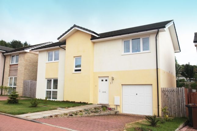 Thumbnail Detached house to rent in Barley Bree Lane, Dalkeith, Midlothian
