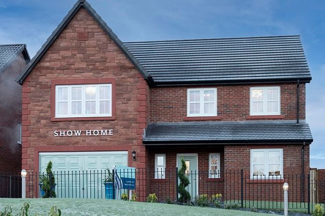 5 bed detached house for sale in Howgill Way, Brampton CA8