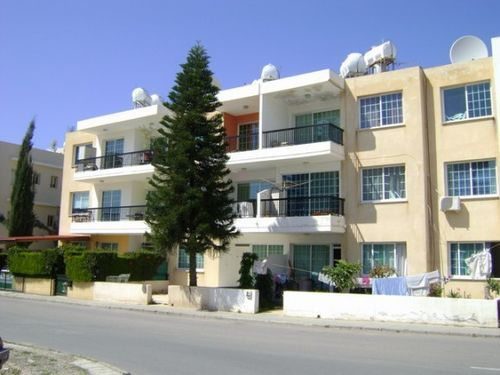 1 bed apartment for sale in Kato Paphos, Prime Location One Bedroom Apartment Only €49, 995 Euros, Cyprus