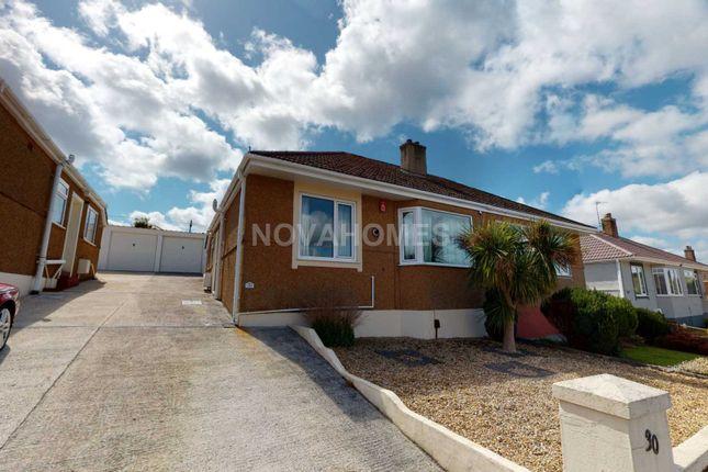 Thumbnail Semi-detached bungalow for sale in Grainge Road, Crownhill
