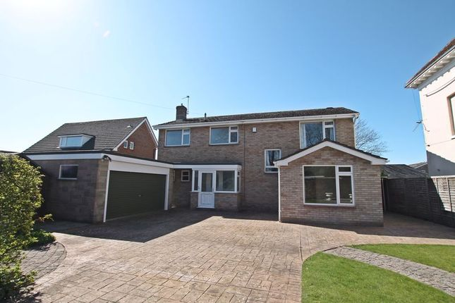 Thumbnail Detached house to rent in Catisfield Lane, Catisfield, Fareham