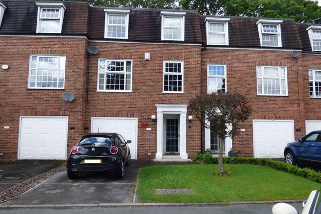 Thumbnail Town house to rent in 6 Curzon Mews, Ws