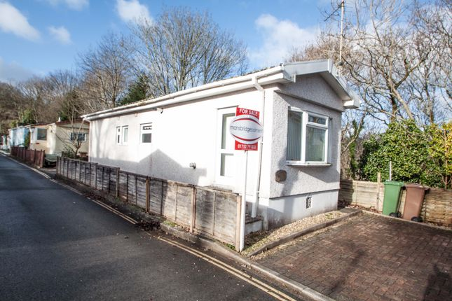 Thumbnail Detached bungalow for sale in Glenfield Close, Glenholt Park, Plymouth