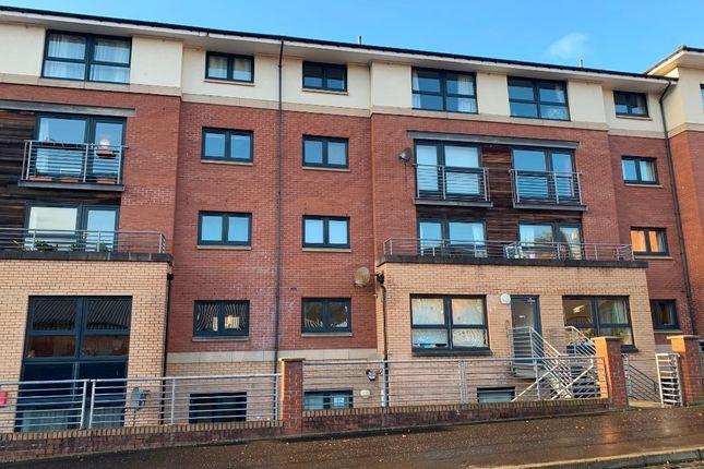 Thumbnail Flat to rent in Lymburn Street, Finnieston, Glasgow
