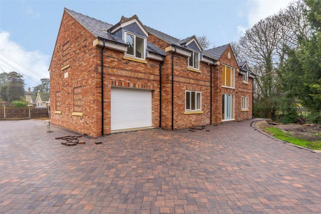 5 bed detached house for sale in Library House, Church Road, Skellingthorpe, Lincoln LN6