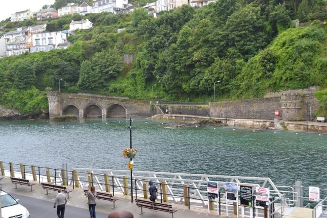 Thumbnail End terrace house for sale in The Quay, East Looe, Cornwall