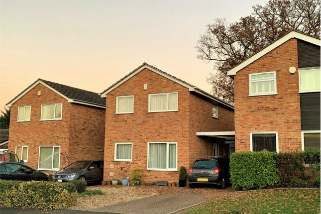 Thumbnail Detached house for sale in St Georges Way, Taunton, Somerset