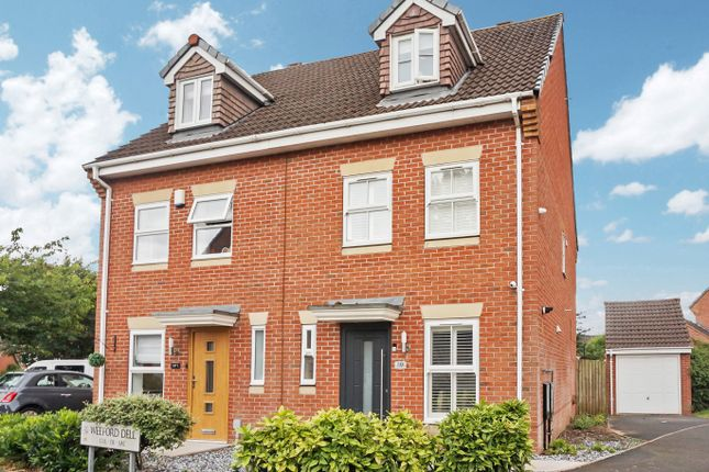 Thumbnail Semi-detached house for sale in Roughley Farm Road, Sutton Coldfield