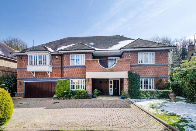 Thumbnail Detached house to rent in Cavan Place, Hatch End