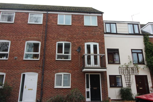 Thumbnail Town house to rent in West St Helen St, Abingdon