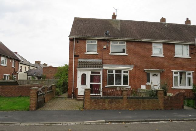 Thumbnail Semi-detached house to rent in Brick Garth, Houghton-Le-Spring