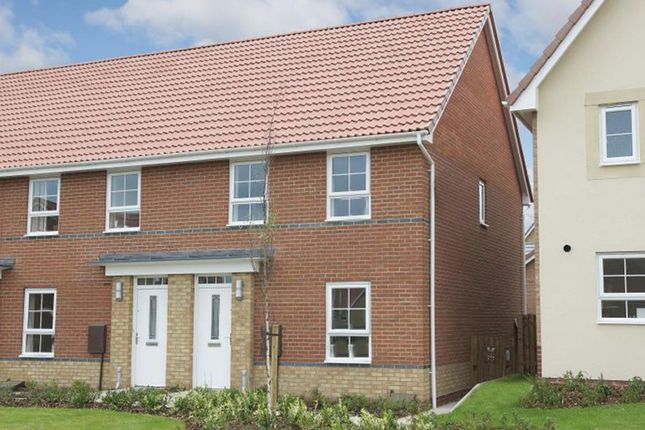 """Thumbnail End terrace house for sale in """"Finchley"""" at Station Road, Methley, Leeds"""