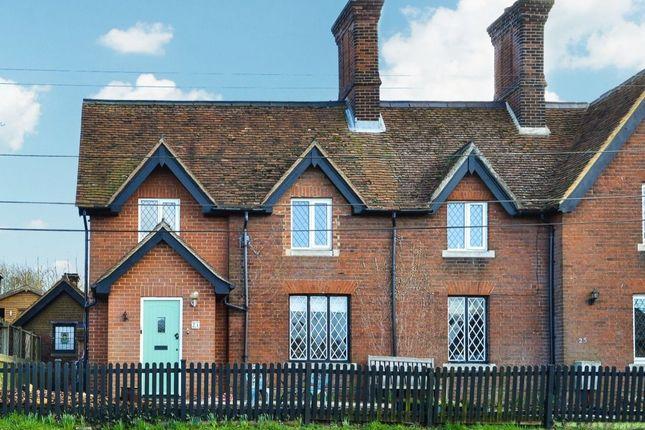 Thumbnail Semi-detached house for sale in Pye Corner, Gilston