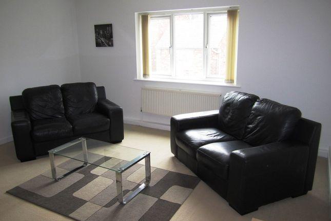 Lounge Area of Taplin Road, Hillsborough, Sheffield S6