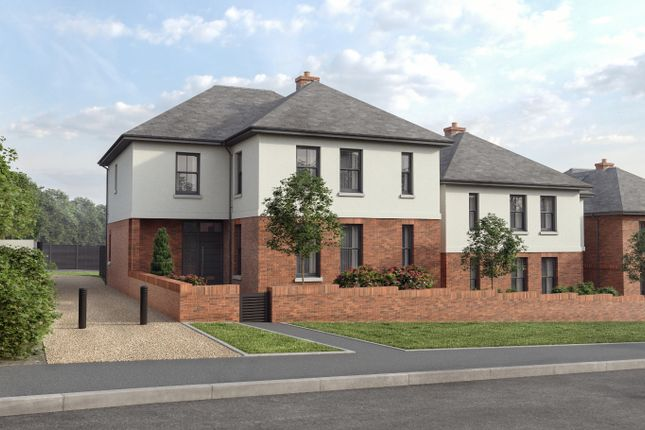 Thumbnail Detached house for sale in Stanborough Park, Elburton, Plymouth