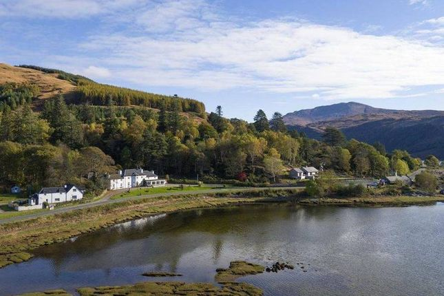 Thumbnail Hotel/guest house for sale in The Strontian Hotel, Strontian, Acharacle, Argyll