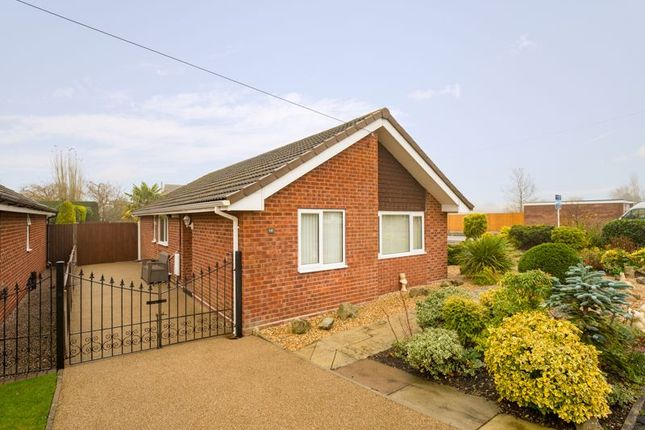 3 bed detached bungalow for sale in Collins Close, Broseley TF12