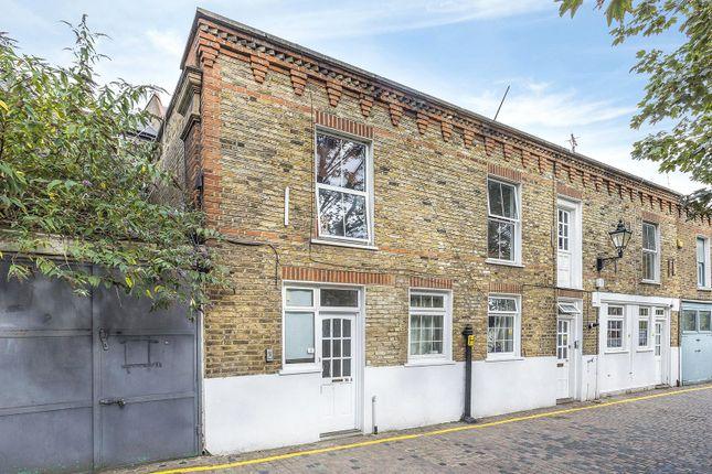 Thumbnail Detached house for sale in Hansard Mews, Kensington, London
