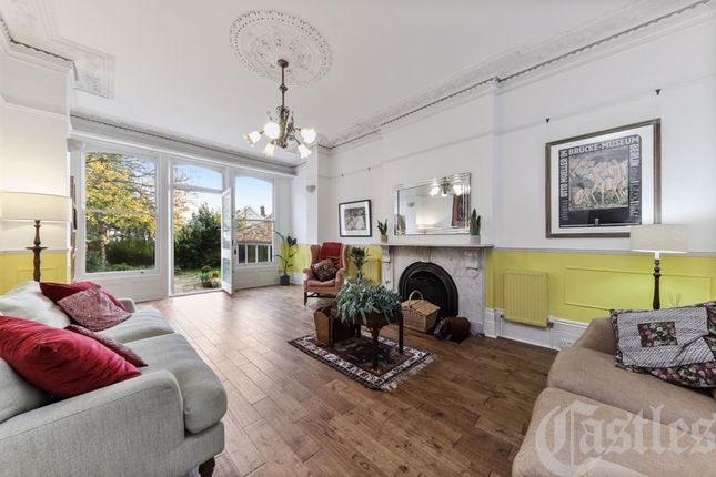 Thumbnail Semi-detached house for sale in Stapleton Hall Road, London