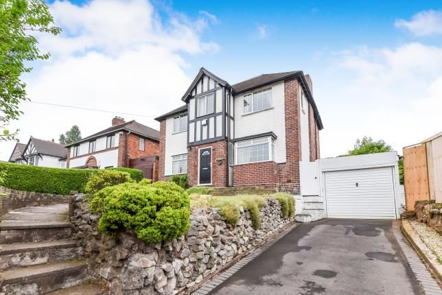 Thumbnail Detached house for sale in Lichfield Road, Rushall, Walsall, West Midlands