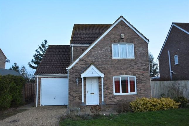 Thumbnail Property to rent in Carrington View, Tongue End, Spalding