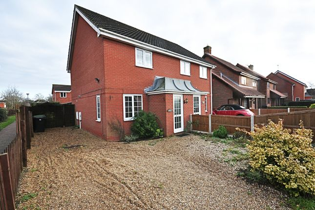 Thumbnail Semi-detached house for sale in Louies Lane, Roydon, Diss