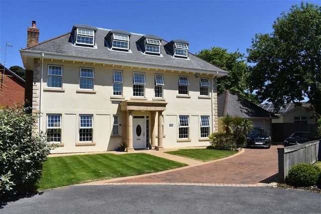 Thumbnail Detached house for sale in Sherborne Walk, Mayals, Swansea