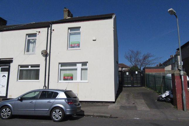 Thumbnail Semi-detached house to rent in Dundas Street, Stockton-On-Tees