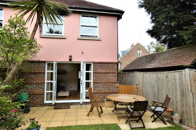 Thumbnail End terrace house to rent in Wheelwrights Close, Arundel