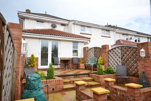 Thumbnail End terrace house for sale in Signals Court, Scarborough