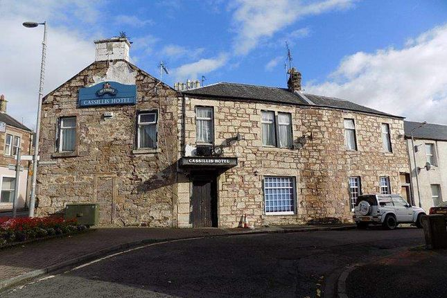 Thumbnail Leisure/hospitality for sale in Cassillis Road, Maybole