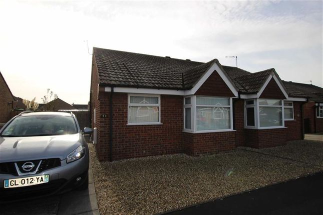 Thumbnail Semi-detached bungalow to rent in Starcross Road, Worle, Weston-Super-Mare